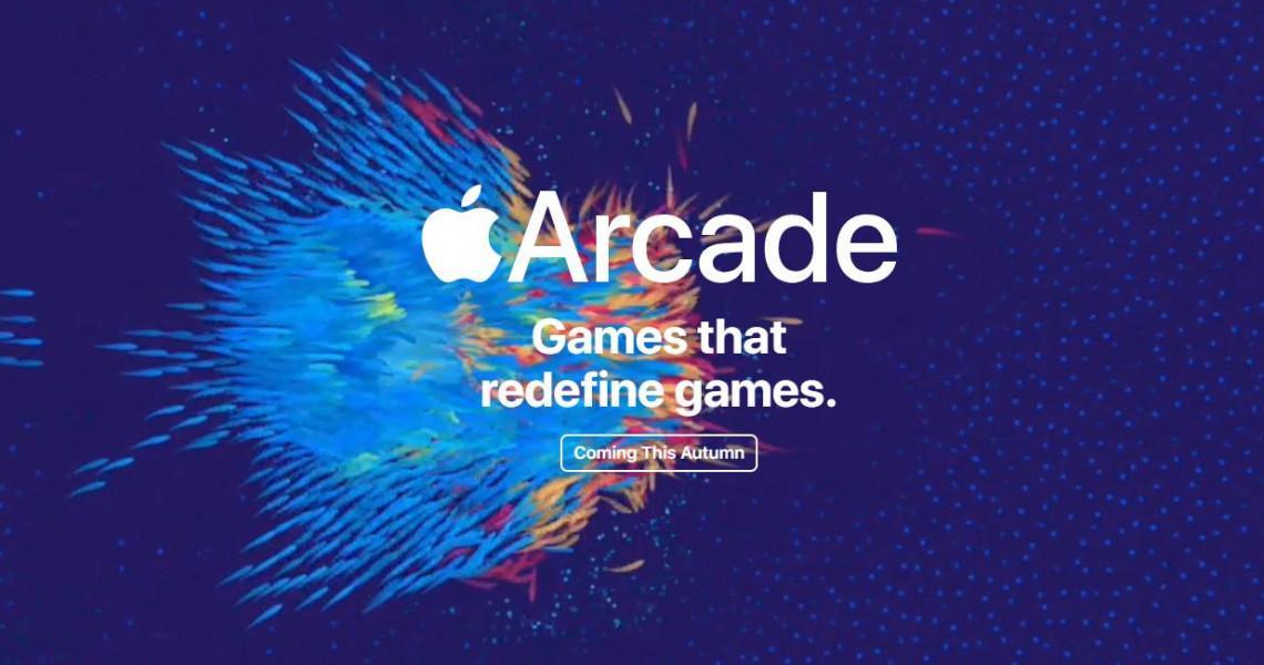 اپل آرکید - Apple Arcade