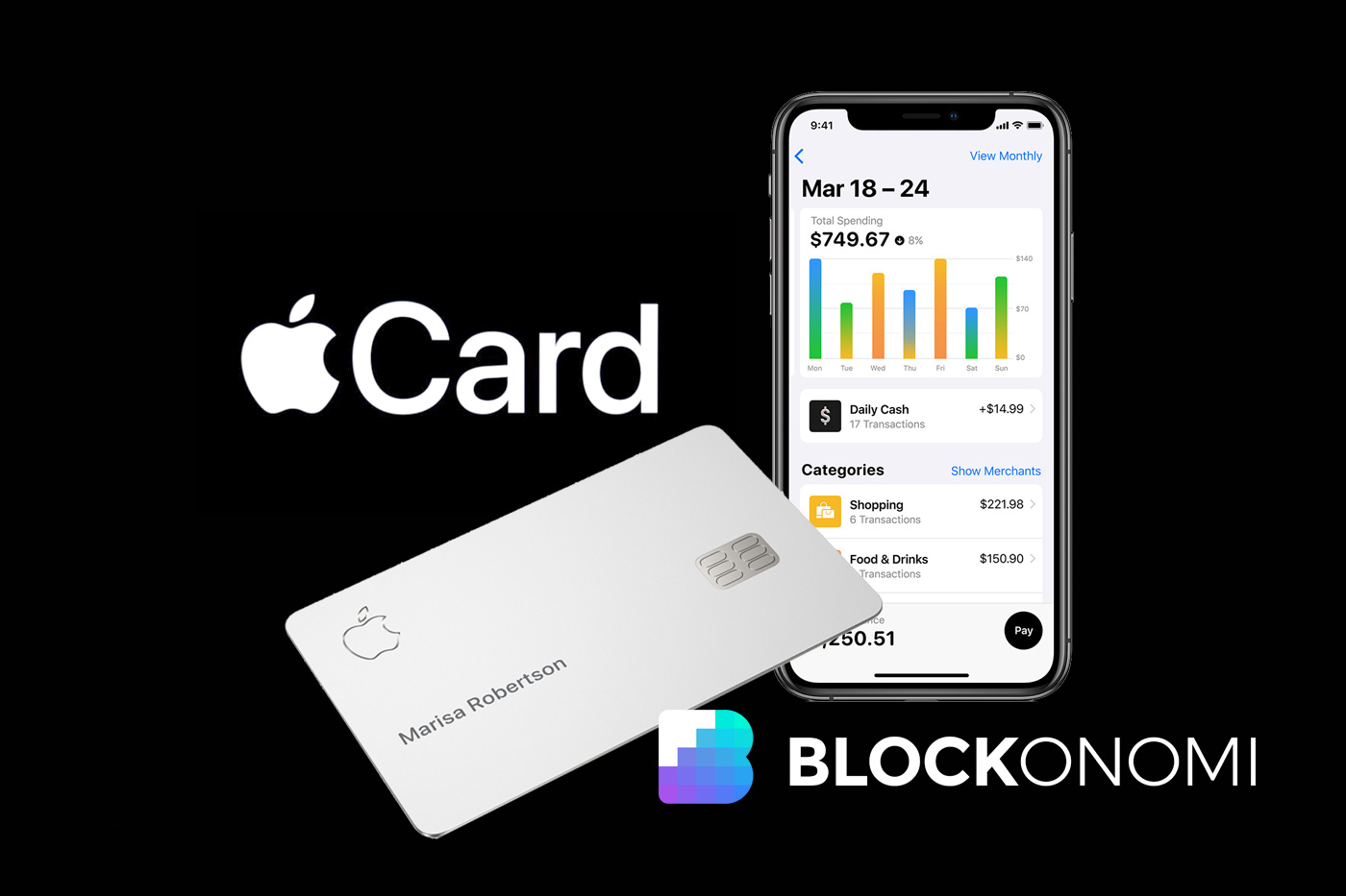 apple card - کارت اپل