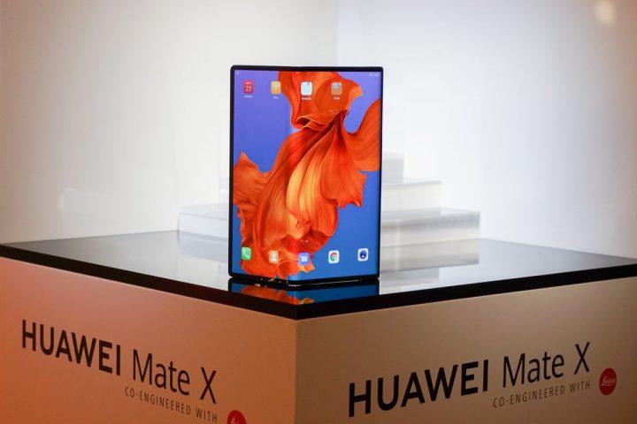 هواوی میت ایکس – Huawei Mate X