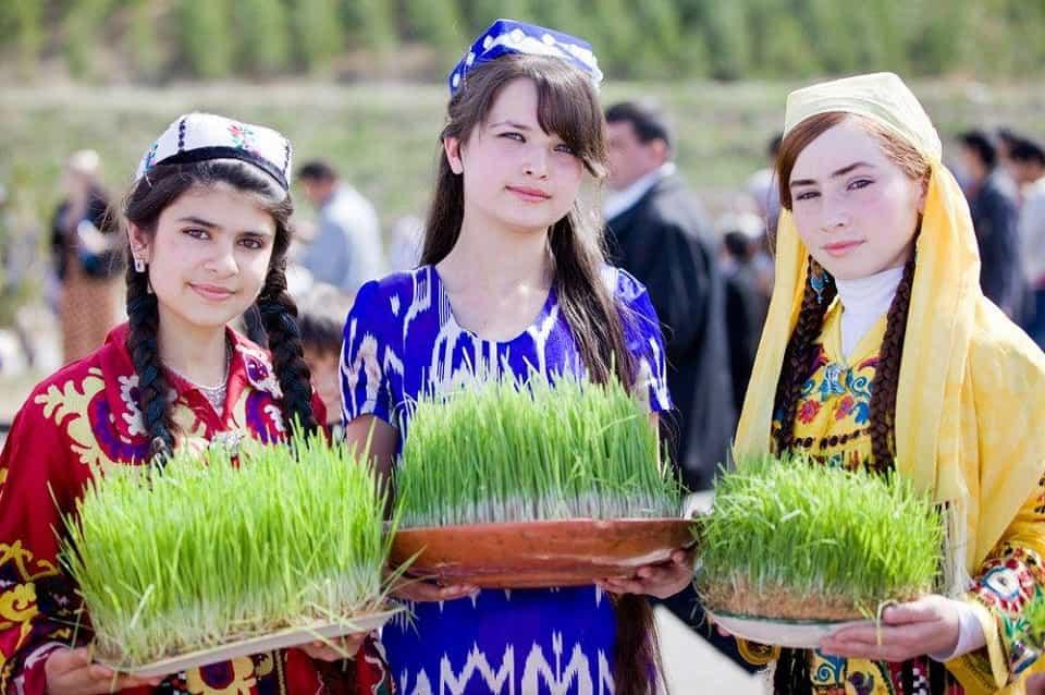 عید نوروز در دیگر کشورها