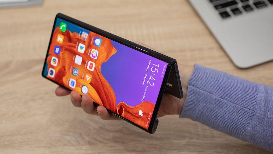 مشخصات فنی Huawei Mate X