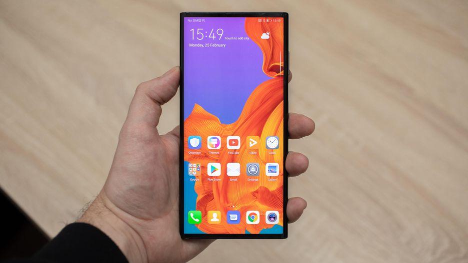 بررسی Huawei Mate X