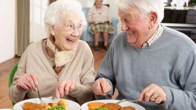 تصویر چند ماده غذایی سالم و مقوی برای غذای سالمندان