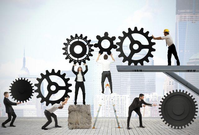 سیستمی کردن کسب و کار