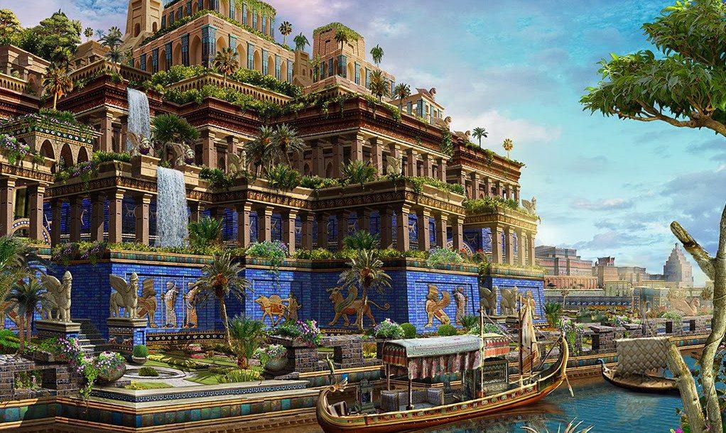 باغهای معلق بابل