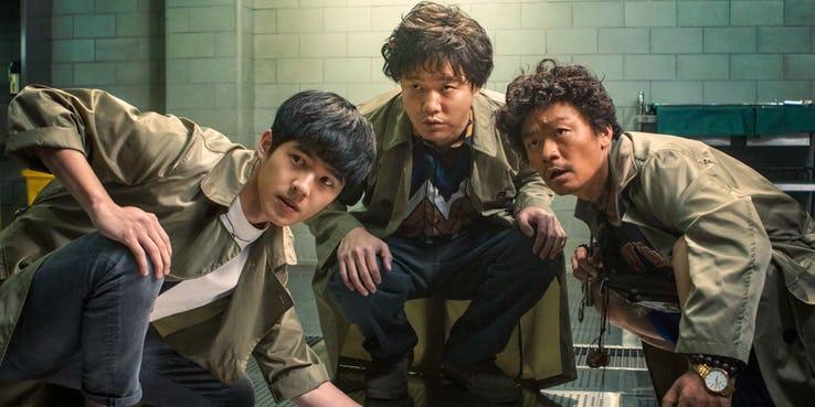 فیلم DETECTIVE CHINATOWN 2