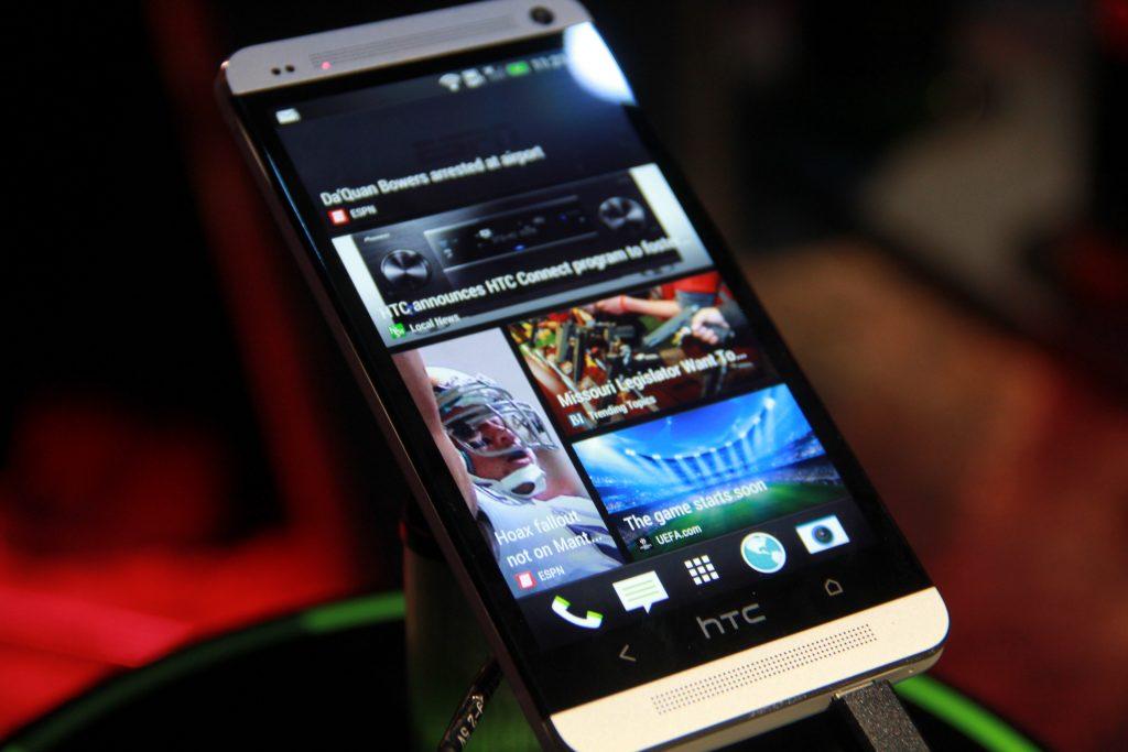 گوشی های اچ تی سی - HTC