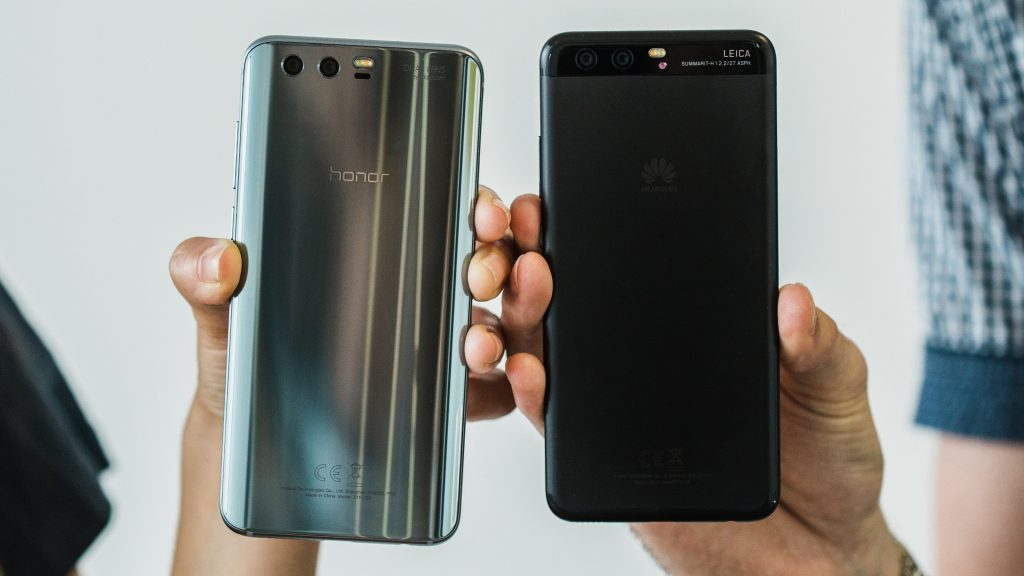 گوشی های هواوی و آنر - Huawei and Honor