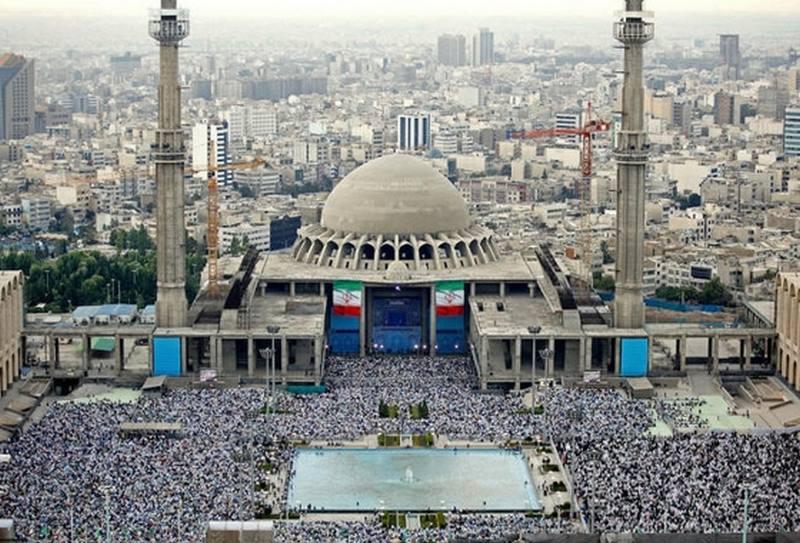 مصلی امام خمینی تهران