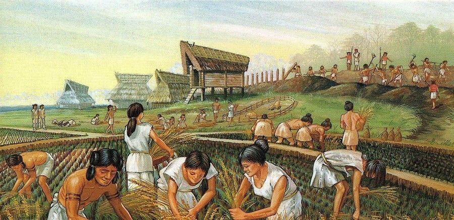 مردم شهر گمشده باستانی