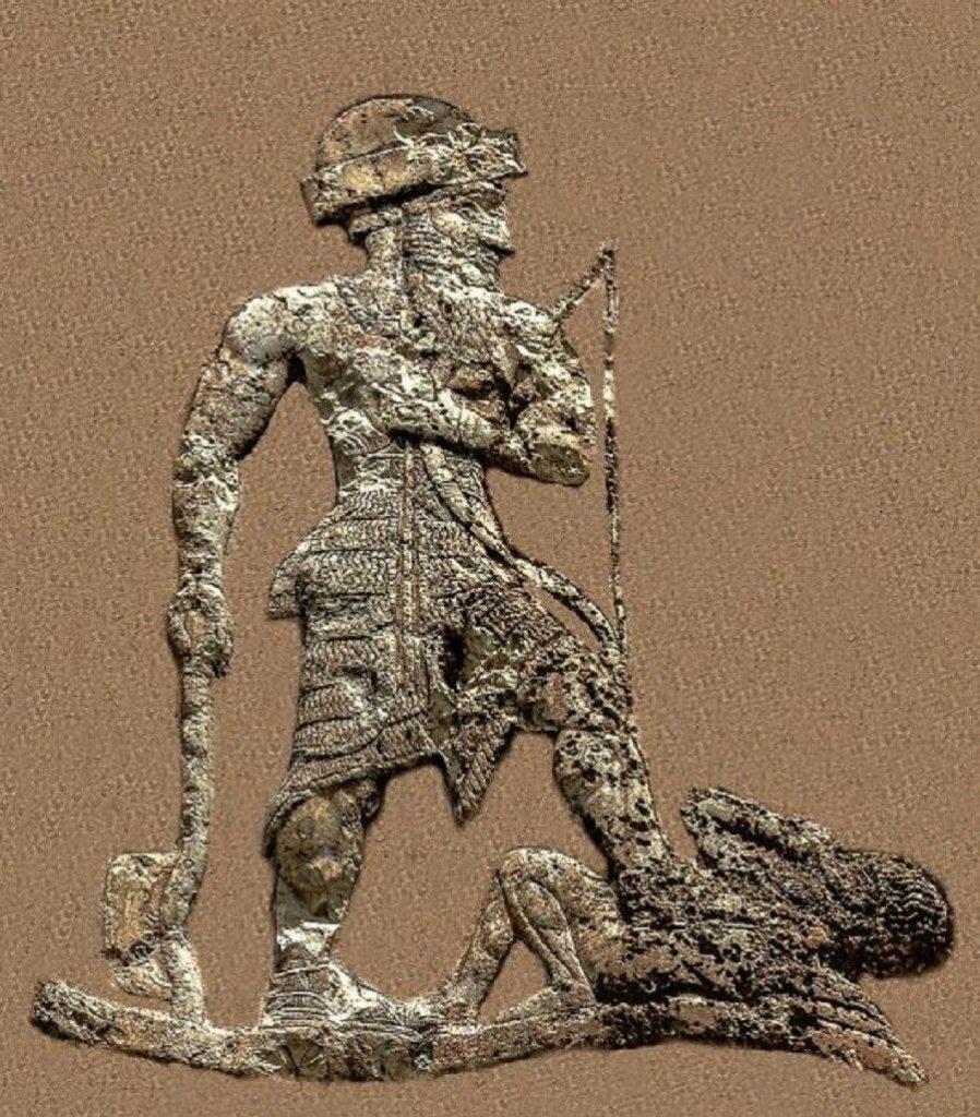 مجسمه های شهر گمشده در عراق