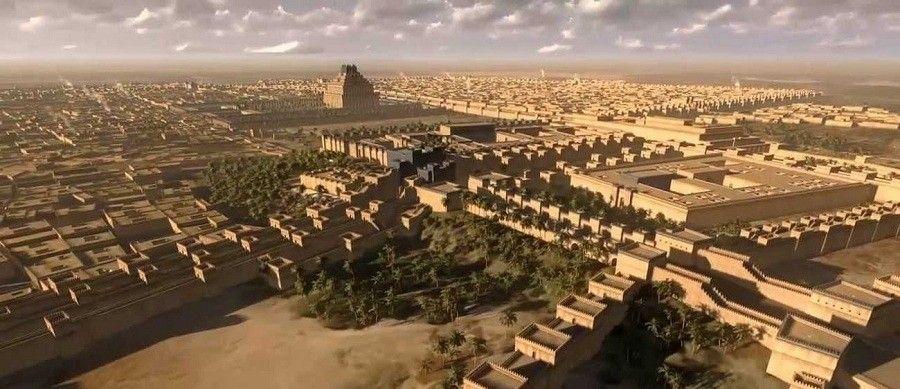 شهر گمشده ۴۰۰۰ ساله