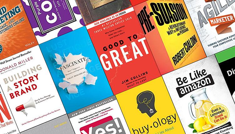۷ کتاب برتر بازاریابی
