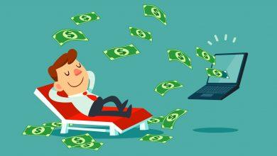 درآمد غیر�عال چیست