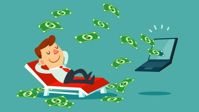 درآمد غیرفعال چیست