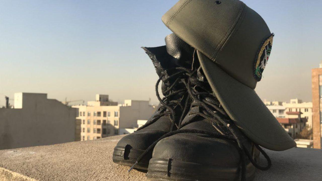 سربازان سپاه