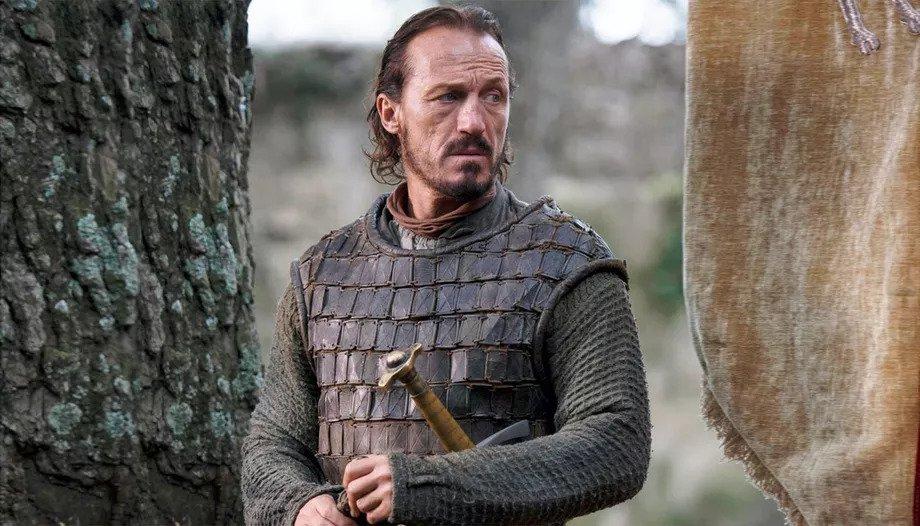 شخصیت Bronn، با بازی جروم فلین