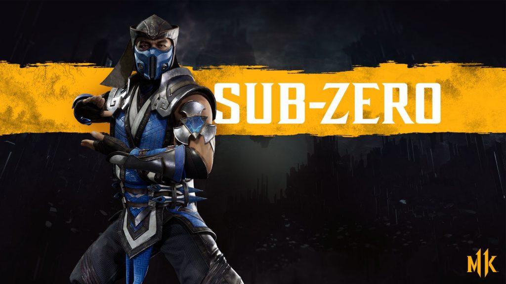 شخصیت Sob Zero در بازی Mortal Kombat 11