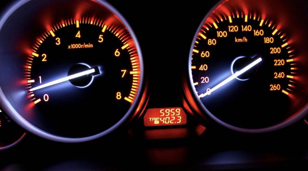 تست شتاب، سرعت و فرمان