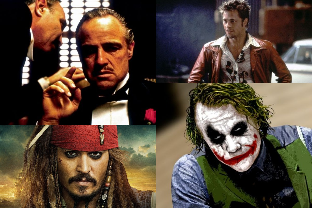 ماندگار ترین نقش های سینمای جهان