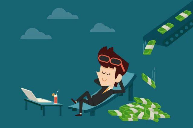 انواع درآمد غیر فعال