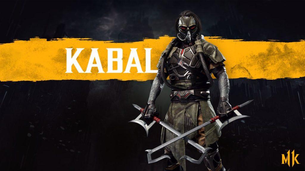 شخصیت kabal در بازی Mortal Kombat 11