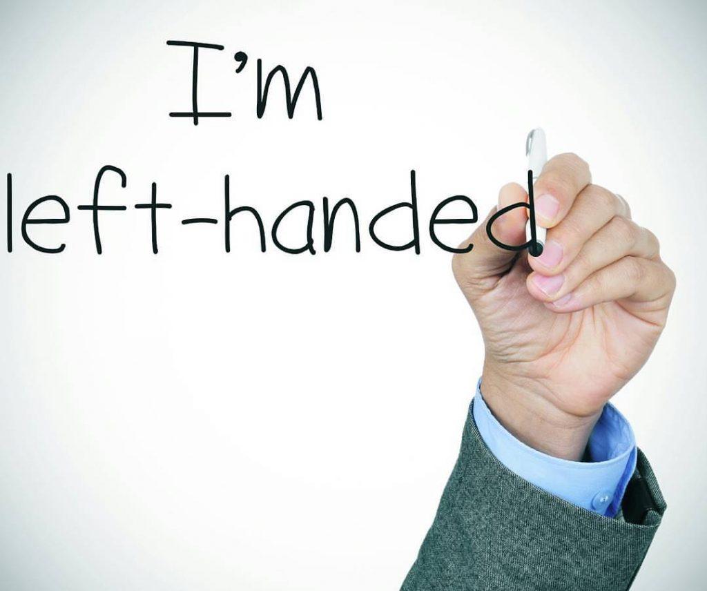 چپ دست آیا میدانید