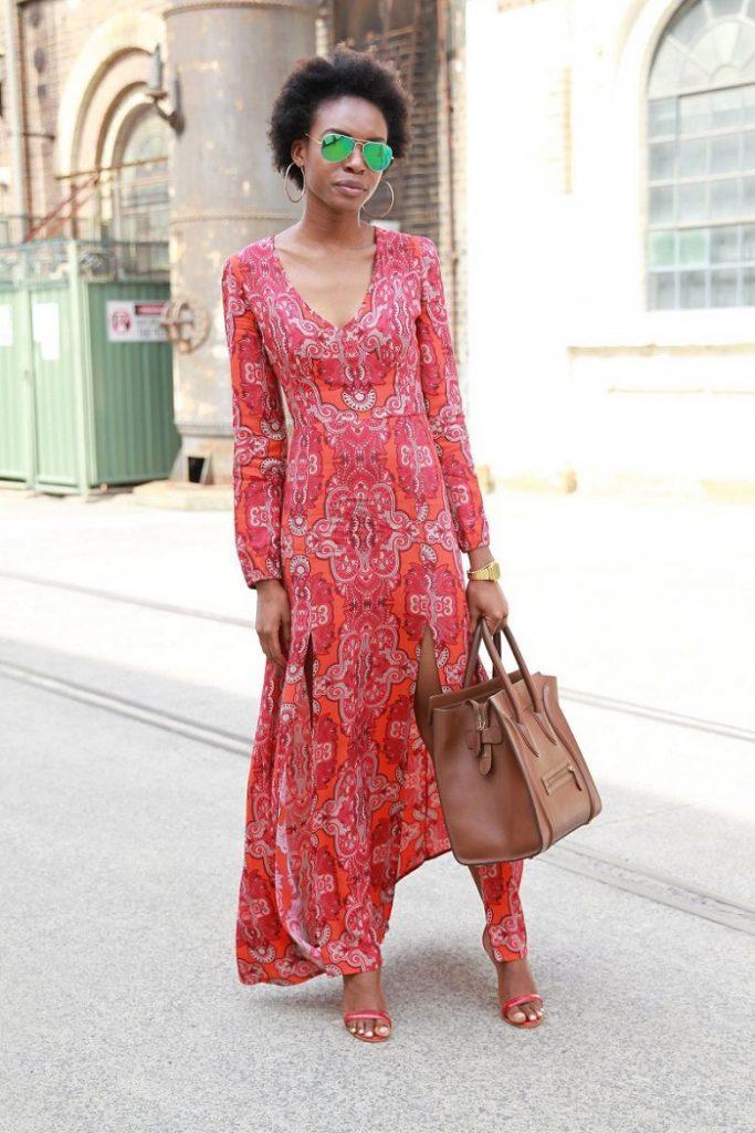 مدل لباس ماکسی 2019 ، زیبا و شیک مثل خودتان