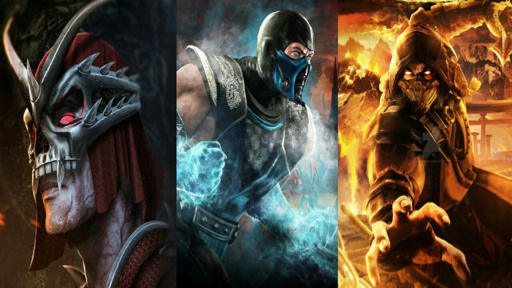 شخصیت های بازی Mortal Kombat 11