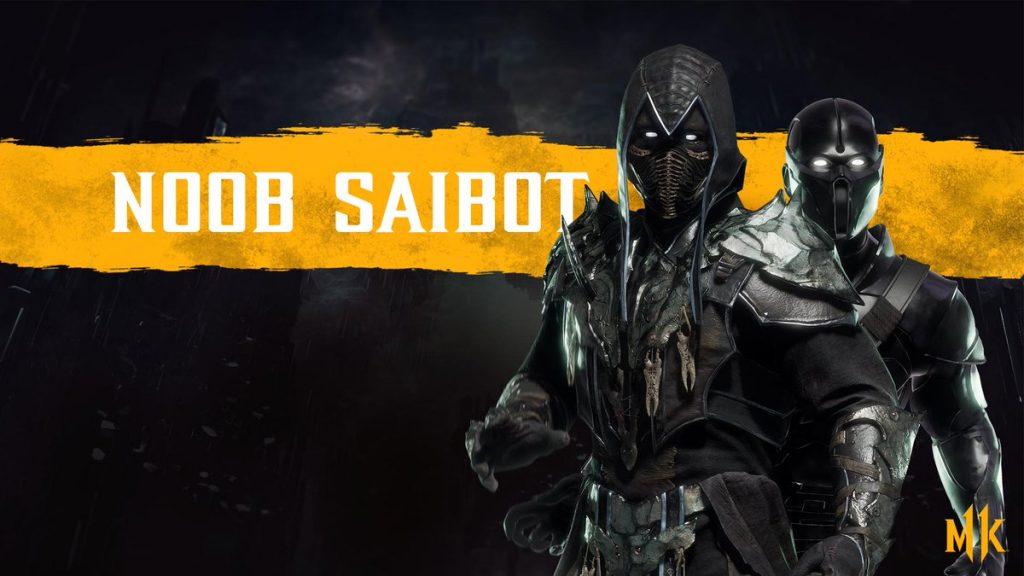 شخصیت noob saibot در بازی Mortal Kombat 11