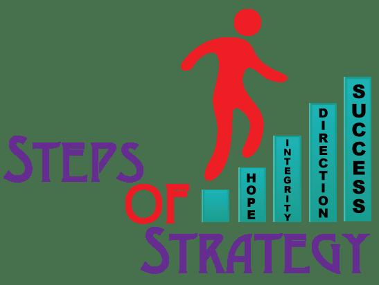 گام های استراتژی