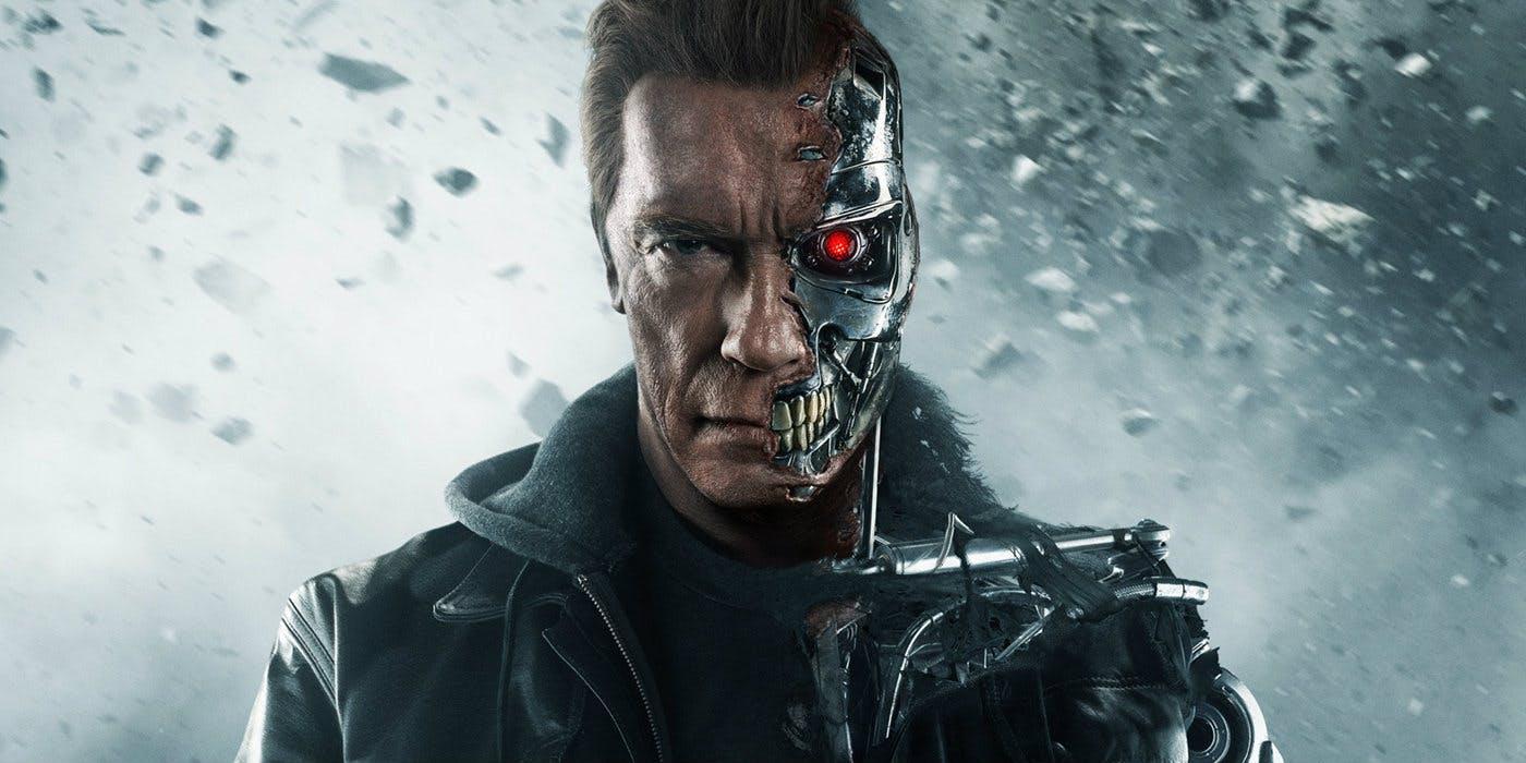 ترمیناتور بازیگری آرنولد شوارتزنگر - Terminator With Arnold Schwarzenegger