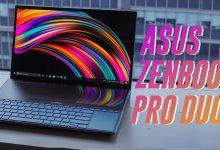 Photo of ایسوس از لپ تاپ ZenBook Pro Duo رونمایی کرد – دارای دو نمایشگر 4K !