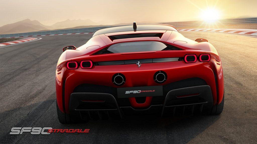 فراری Ferrari SF90 Stradale