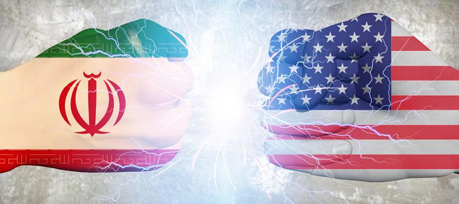 تقابل بین ایران و آمریکا