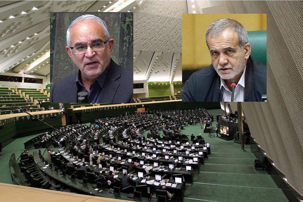 نواب رئیس مجلس شورای اسلامی