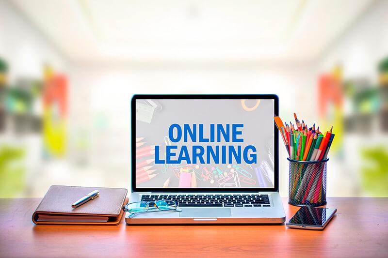 یادگیری آنلاین و مجازی