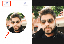 Photo of 2 روش ذخیره پروفایل اینستاگرام با کیفیت اصلی خود عکس