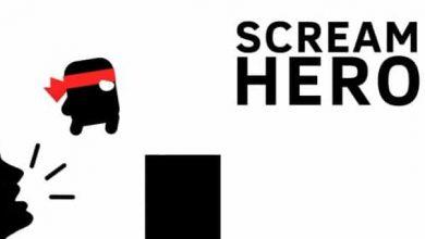 بازی Scream Go Hero