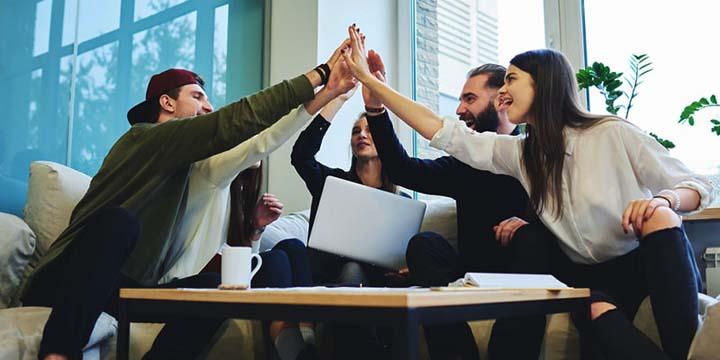 جمع کردن تیم کسب و کار