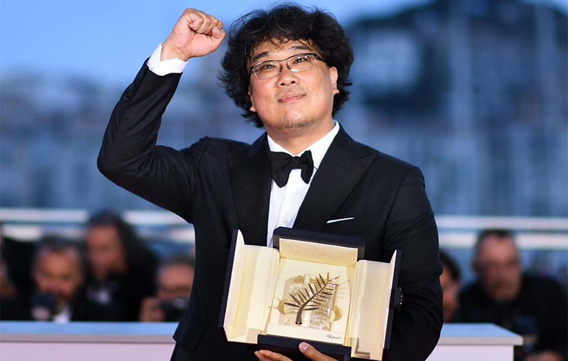 بونگ جون-هو ، برنده نخل طلای کن ۲۰۱۹