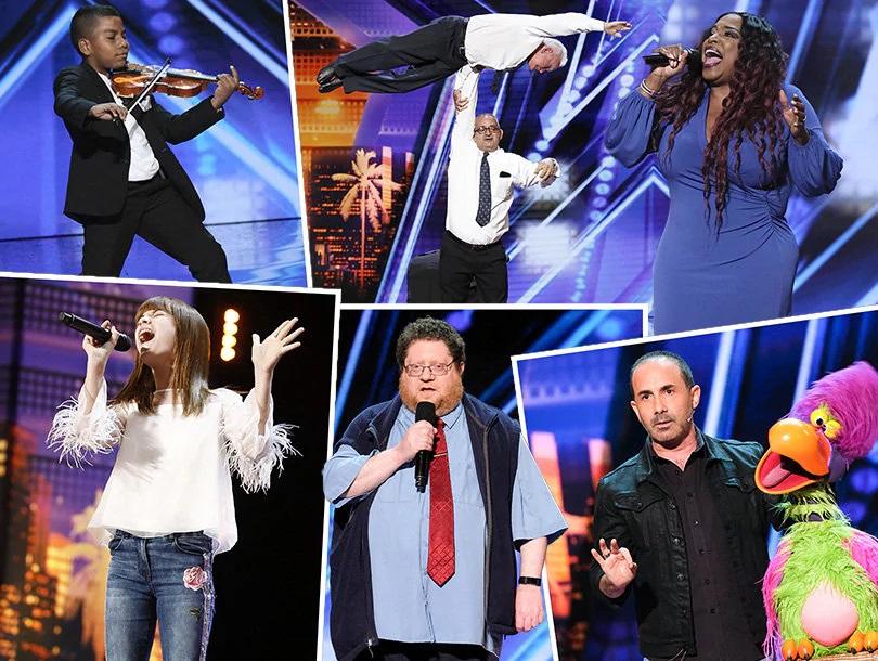 مسابقه آمریکن گات تلنت 2019 - 2019 America's Got Talent