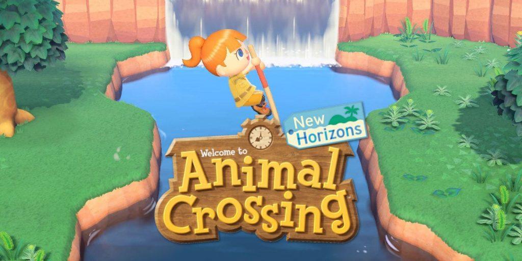بازی Animal Crossing: New Horizon