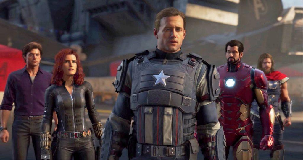 بازی جدید Avengers