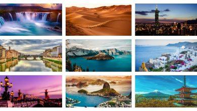 Photo of این مکان های شگفت انگیز و دیدنی دنیا را قبل از مرگ حتما ببینید !