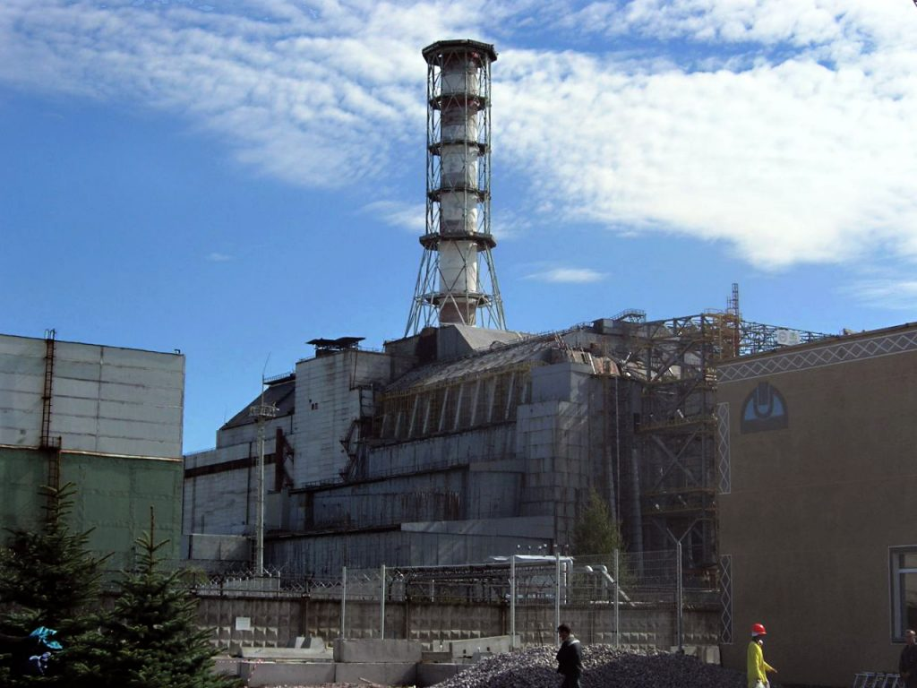 راکتور هسته ای چرنوبیل