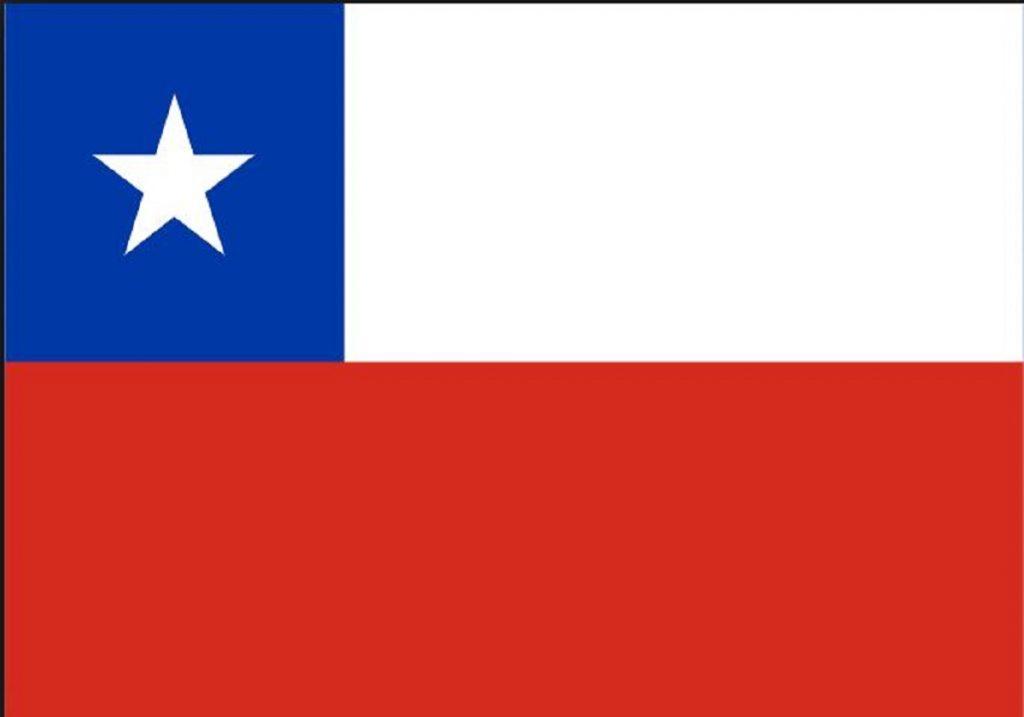 پرچم شیلی