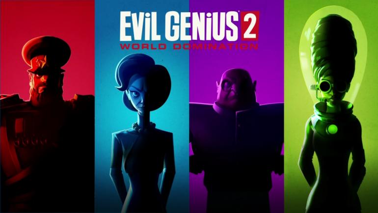 بازی Evil Genius 2: World Domination