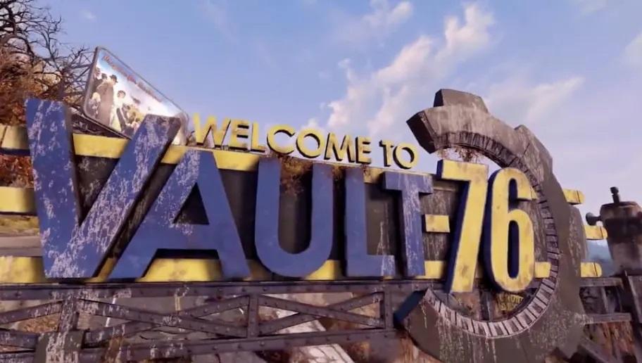 آپدیت Fallout 76