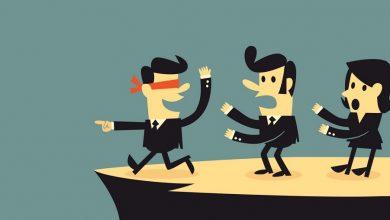 تصویر ۶ اشتباه مدیر که مانع رشد کسب و کار می شود !